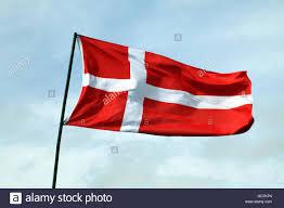 White Cross On Red Flag Denmark Flag National Banner Of Denmark Danish Emblem Flags
