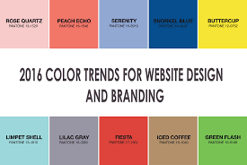 Color Forecast by Just Pointblank Blog Website Design Cape Town
