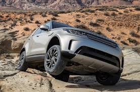 land rover discovery 4 off road land rover discovery to get 4x4 variant by svo