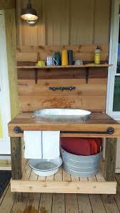 sinks rustic outdoor kitchen sinks my simple sink rustic outdoor