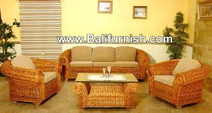 Rattan Living Room Furniture Wicker Rattan Living Room Furniture Uberestimate Co