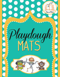 printable playdough recipes playdough mats sing a story