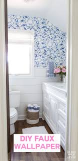 bathroom stencil ideas 29 best decorating bathroom ideas images on pinterest bathroom