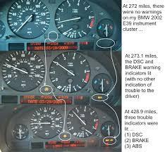 bmw 5 series check engine light 2002 e39 asc brake abs lights on diagnostic procedure parts