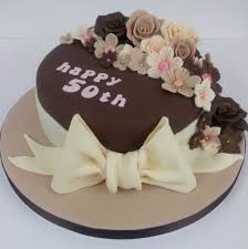 50 birthday cake chocolate 50th birthday cake cake by poole cakesdecor