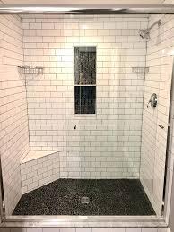 bathroom shower floor ideas tile shower floor attractive pebble tile shower floor intended for