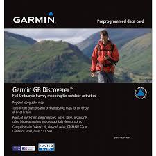 Garmin Canada Map by Garmin Gb Discoverer Mapping 1 50k Peak District Micro Sd Card