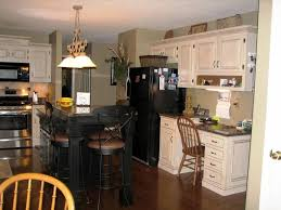 kitchen cabinets white kitchens with black granite small kitchen