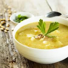 cuisine lentilles vertes recette soupe de lentilles vertes facile rapide