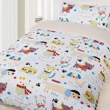 happy kids bedding quilt covers linen manchester house australia