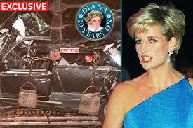 princess diana death crash car secretly shipped to france daily
