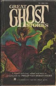 uncle doug u0027s bunker of vintage horror paperbacks great ghost