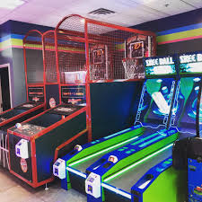 you better believe we have skeeball games at our very own game