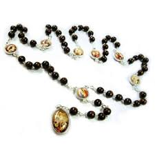 rosary of the seven sorrows chaplet of the seven sorrows the catholic company