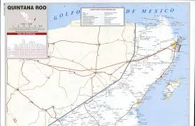 Map Of The Usa With Cities by Quintana Roo State Road Mapfree Maps Of Central America