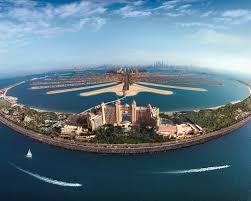 dubai hotel atlantis palm jumeirah island overlooking the arabian