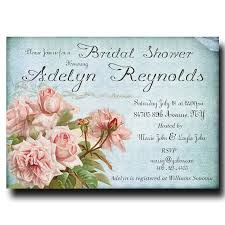 vintage bridal shower invitations printable and printed wedding invitations by find paperie