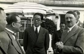 Seeking German China S Finance Minister H H Kung Meets In 1937 Seeking