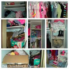 my daughter u0027s closet is finally her closet from overwhelmed to