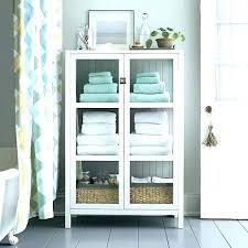 bathroom linen storage cabinet bathroom cabinet for towels luxury towel storage for bathroom and