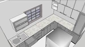 3d kitchen design youtube