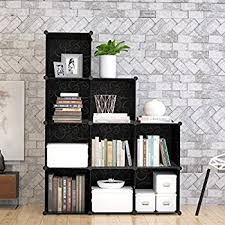 Amazon Com Langria Living Storage by Amazon Com Langria Modular Shelving Grids Diy Closet