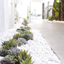 white stones landscaping stone landscape small for whitestone