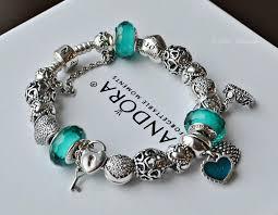 bracelet charms pandora jewelry images Caribbean tropical blue pandora jewelry bracelets pinterest jpg
