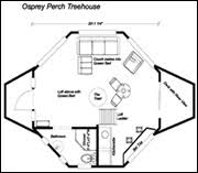Tree House Floor Plan Osprey Treehouse At The Resort At Skamania Coves 1 Bedroom