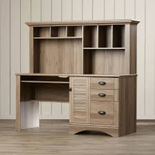 Cheap Computer Desk With Hutch Beachcrest Home Pinellas Computer Desk With Hutch Reviews Wayfair