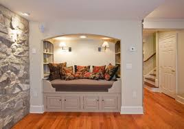 basement homes awesome cool basement ideas for entertainment homes pic wall