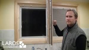 doepfner triple glazed windows noise reduction acoustic