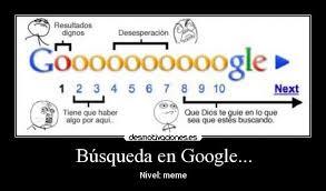 Memes De Google - búsqueda en google desmotivaciones