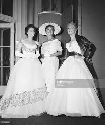 Kennedy Jacqueline Jacqueline Kennedy And Friends At Bal De La Soie Charity Pictures