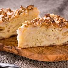 cuisine gateau aux pommes recette gâteau moelleux pomme canelle et crème fraîche