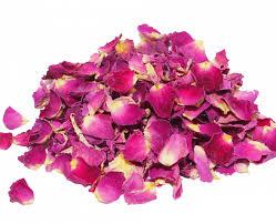 Rose Petals Dried Rose Petals Foodbiotic