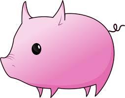 pig 16 clip art clker vector clip art royalty