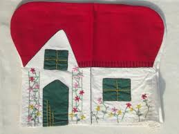 quilted kitchen appliance covers kitchen appliance cover embroidered cotton cottage toaster cozy