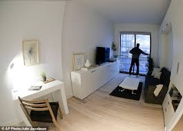 Mother In Law Suite Pods 60 000 People Have Applied To Live In New York Micro Apartments