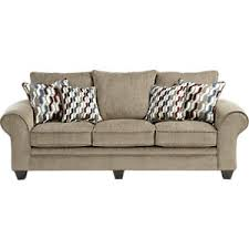 Rooms To Go Sleeper Loveseat Chesapeake Mocha Sleeper Sofa Sleeper Sofas Brown