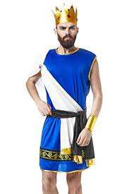lord costume olympian king zeus ancient god lord of thunder dress up