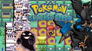 pokemon fan games online pokemon glitched error pokemon fan game showcase mega missingno