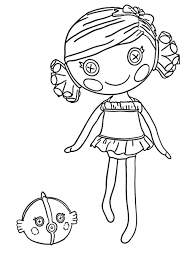 lalaloopsy coloring pages arterey info