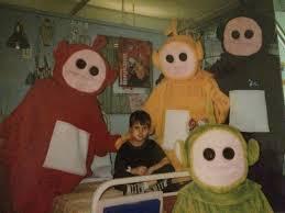teletubbies creepypasta meme
