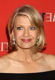 pictures of diane sawyer haircuts diane sawyer short side parted hairstyle for women over 50