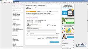 sella pagamenti banking sella it tutorial pagamento bollettino postale
