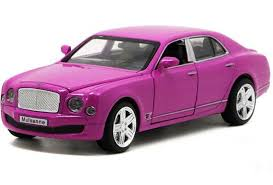 purple bentley mulsanne white golden blue purple 1 32 diecast bentley mulsanne toy