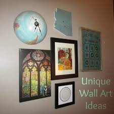 Unique Wall Art Decor 9 Unique Wall Décor Ideas