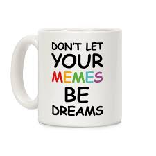 Meme Mug - dark memes coffee mugs lookhuman