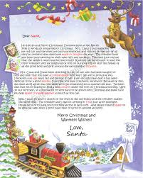father christmas letter templates free nice free santa letters from north pole letter format writing free santa letters from north pole letter format